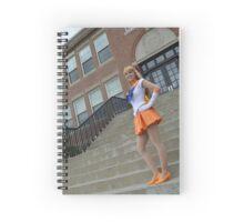 Beautiful Guardian Sailor Venus Spiral Notebook