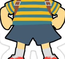 NESS | Super Smash Taunts | OK! Sticker