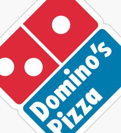 Dom1no's P1zza Sticker