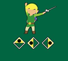 TOON LINK | Super Smash Taunts | Wind's Requiem Unisex T-Shirt