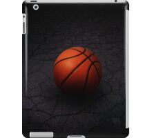 Lonely Basketball iPad Case/Skin