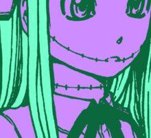 Franken Fran - Neon Fran Sticker