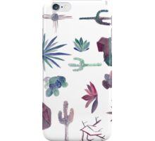 Southwest Watercolor Pattern iPhone Case/Skin