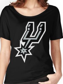 Spurs Women's Relaxed Fit T-Shirt