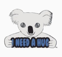 I Need A Hug One Piece - Short Sleeve