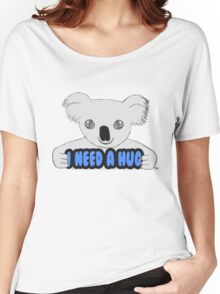 I Need A Hug Women's Relaxed Fit T-Shirt