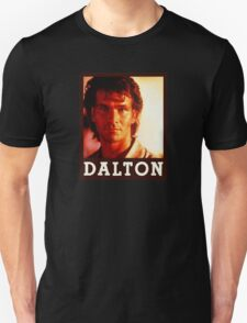 Dalton (Patrick Swayze) Roadhouse Movie Unisex T-Shirt