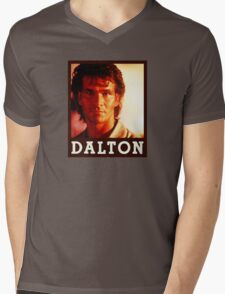 Dalton (Patrick Swayze) Roadhouse Movie Mens V-Neck T-Shirt