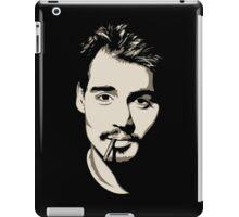 Jonny the pirate iPad Case/Skin