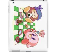 Kirby: Picnic iPad Case/Skin