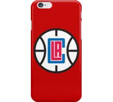 Clippers iPhone Case/Skin