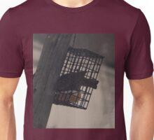 Bird Eating                                             Pentax X-5 Series 16 MP Unisex T-Shirt