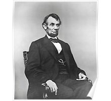 Abraham Abe Lincoln Poster