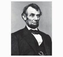 Abraham Abe Lincoln Kids Tee