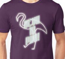Devil In Pink Unisex T-Shirt