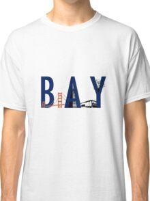 Bay Area Landmarks Classic T-Shirt