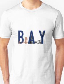 Bay Area Landmarks T-Shirt