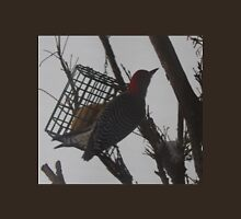 Bird In Bush  / Woodpecker                    Pentax X-5 Series 16 MP Unisex T-Shirt