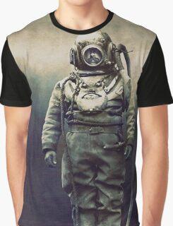 Deep Sea Diver Graphic T-Shirt