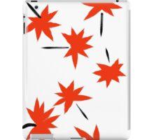 Fall-Zen iPad Case/Skin