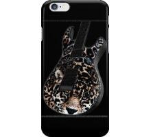 Guitar Leopard iPhone Case/Skin
