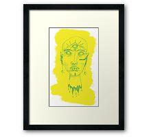 Dudel Framed Print