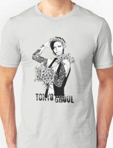 Uta - black and white - Tokyo Ghoul Unisex T-Shirt
