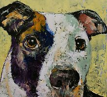 Pit Bull by Michael Creese