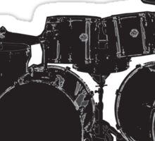 Drum Kit Sticker