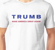 Jonald Trumb Campaign Shirt Unisex T-Shirt