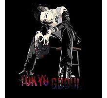 Uta - Sit Down - Tokyo Ghoul Photographic Print