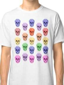 Skull Rainbow Classic T-Shirt