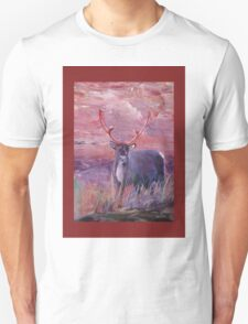The Mighty Moose Mongoose Reindeer Elk Rentier Caribou T-Shirt