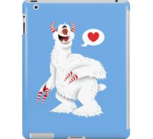 The Candy Pain Monster iPad Case/Skin