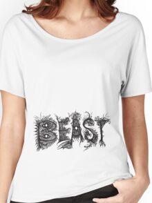 Beast Women's Relaxed Fit T-Shirt