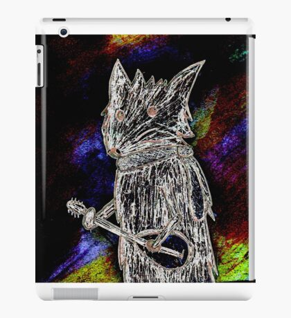 cool and spooky iPad Case/Skin
