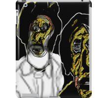 Jim & Ted iPad Case/Skin