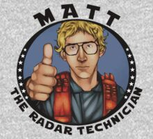 MATT THE RADAR TECHINICIAN by Bma1970