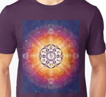"""Om Mani Padme Hum - Embodiment of Compassion"" Unisex T-Shirt"
