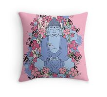 Peace & Love Throw Pillow