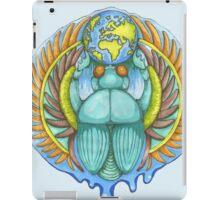 Earth Creation Beetle iPad Case/Skin