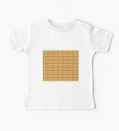 Green Olives Abstract Pattern Baby Tee
