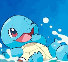 Squirtle by mrtulacorta