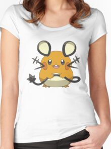 Dedenne Women's Fitted Scoop T-Shirt