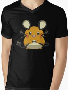 Dedenne Mens V-Neck T-Shirt