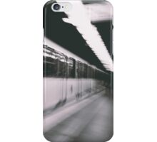 Train photo design by LUCILLE iPhone Case/Skin