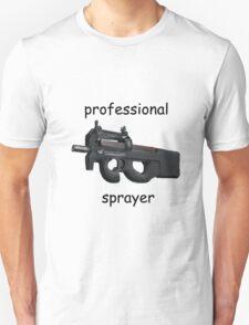 CS;GO- Professional P90 Sprayer T-Shirt