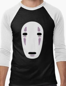 No Face Men's Baseball ¾ T-Shirt