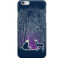 They watch them too iPhone Case/Skin
