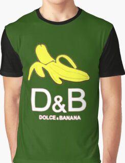 Dolce & banana Graphic T-Shirt
